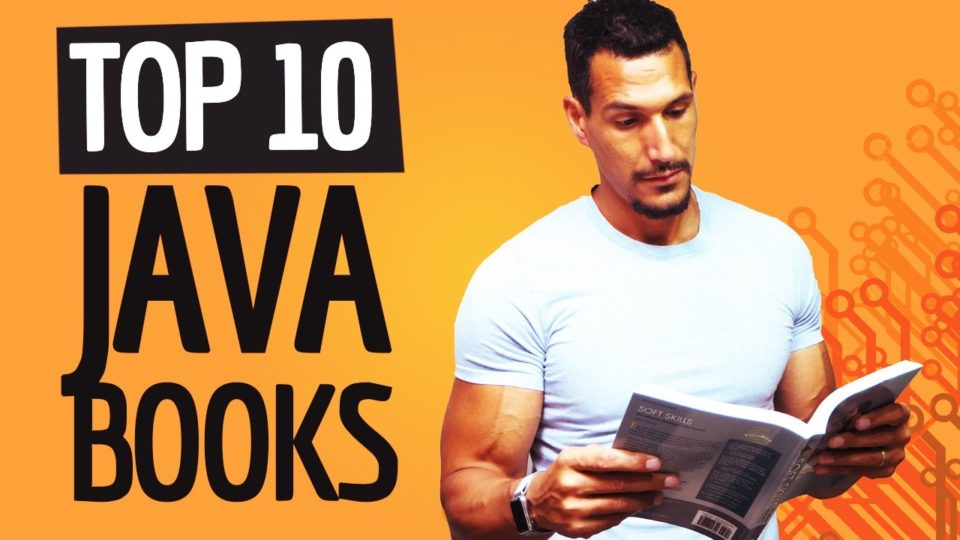 Top 10 Books to learn Java