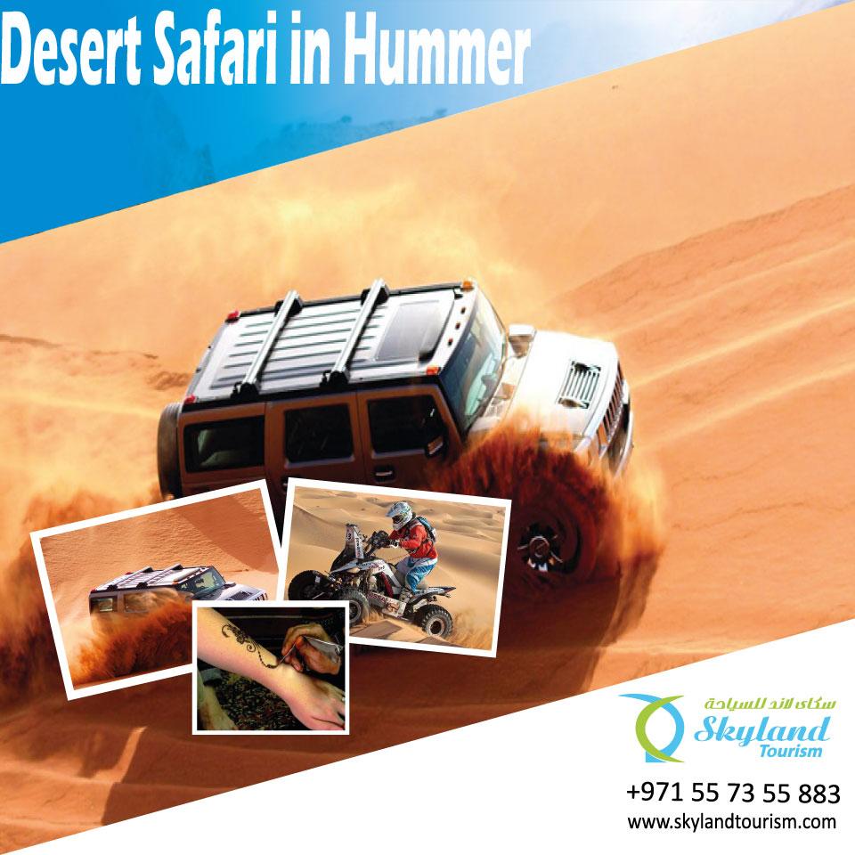Is it safe to travel Dubai - Desert Safari Summer
