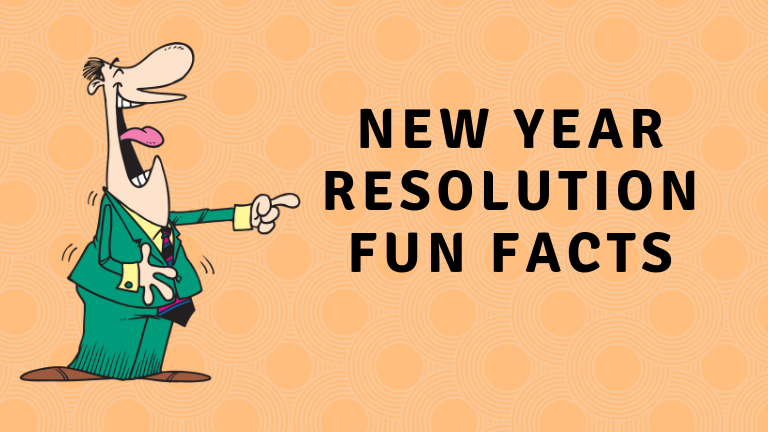 New Year Resolution - Fun facts