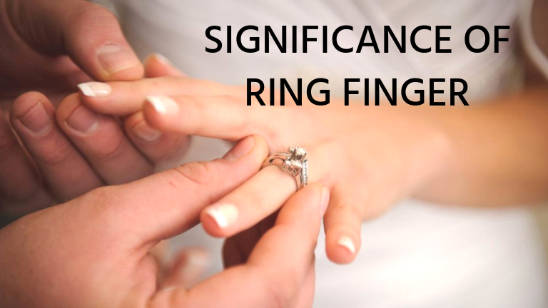 Significance of Ring Finger