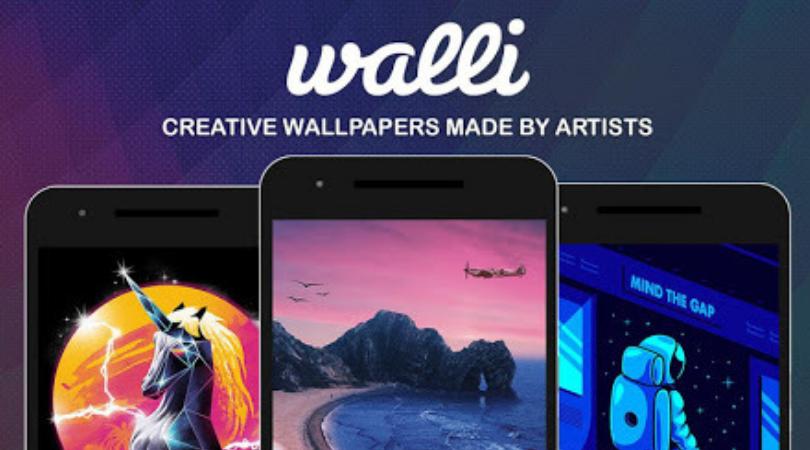 Top 20 Apps of 2018 Walli