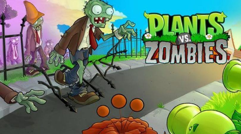 Top 20 Apps of 2018 plants vs zombies