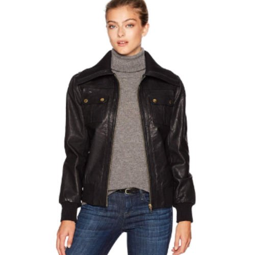 Top 10 Style Tips for big busted girls - Good comfortable jacket 1