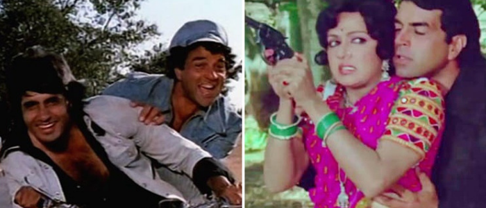 Why married women should not have male friends - jai veeru dosti and basanti