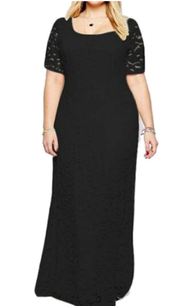 bridal maxi dress 2