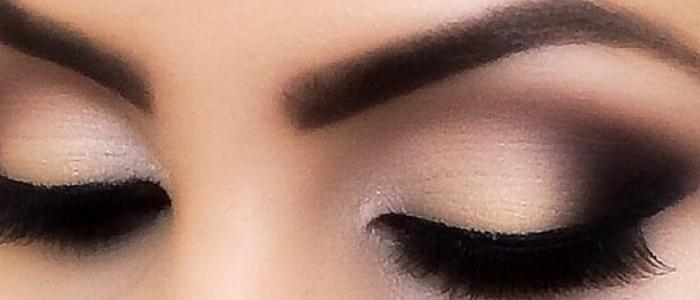 Eye Make Up - Blend it well