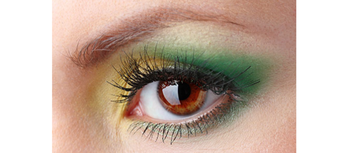 Eye Make Up - Brighter colors