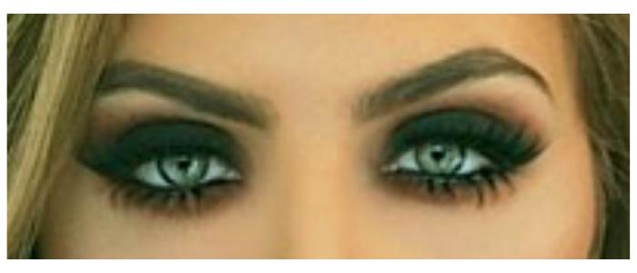 Eye Make Up - lavender