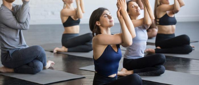 Business Ideas - Yoga Instructor