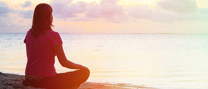 21 habits of wealthy people - Meditate