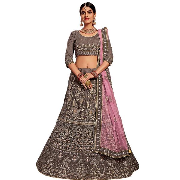 Bridal Wedding Wear Lehenga Choli Outfit