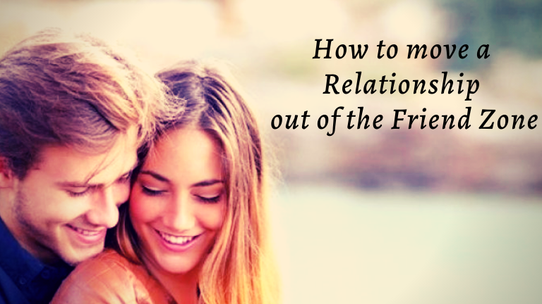 How to move a relationship out of the friend zone