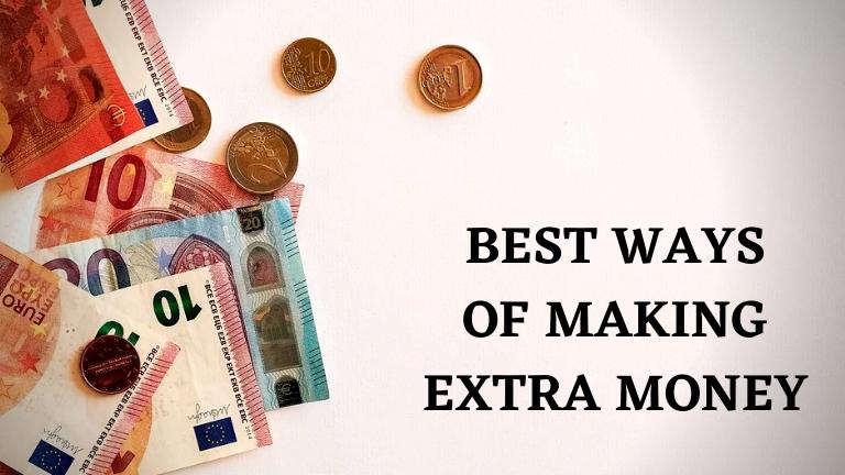 Ways of Making Extra Money