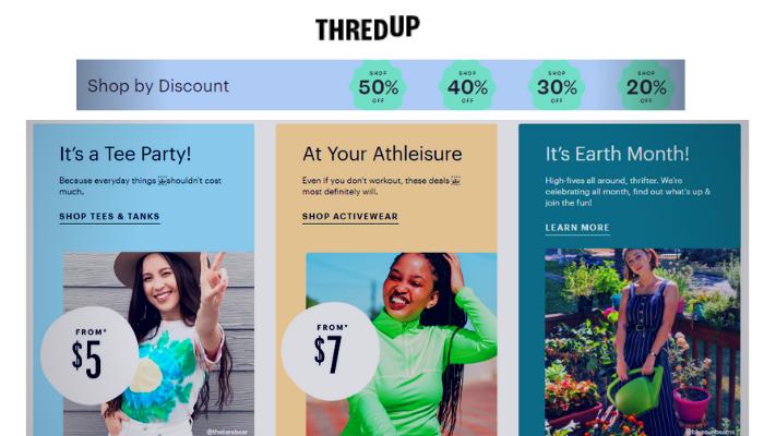 Best Websites to Make Money Online - ThredUp
