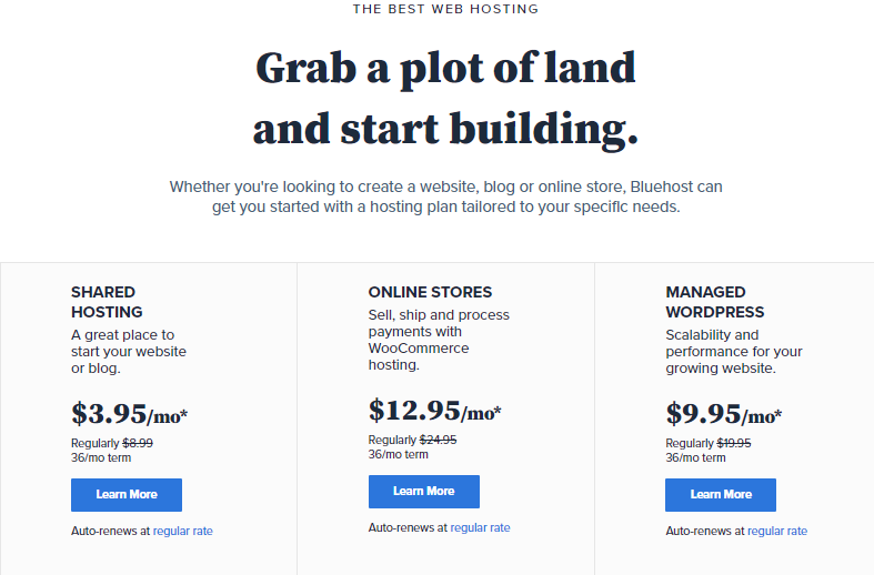 HOW TO START A BLOG TO MAKE MONEY ONLINE - BLUEHOST-2